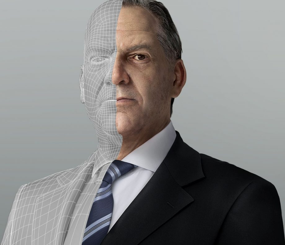 Retrato do Sr. Ric Brasil